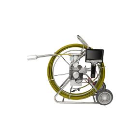 Технический промышленный видеоэндоскоп для инспекции труб WOPSON WPS-716CD-M-C23, 100 м, с записью